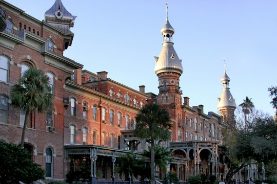 University of Tampa Lecture Series
